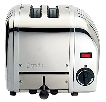 Dualit Classic 2 Slot Toaster Stainless Steel Amazon