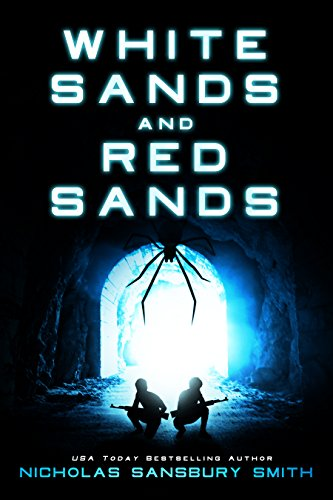 #freebooks – White Sands and Red Sands (Orbs Short Stories) by Nicholas Sansbury Smith