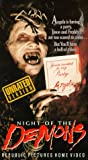Night of the Demons [VHS]