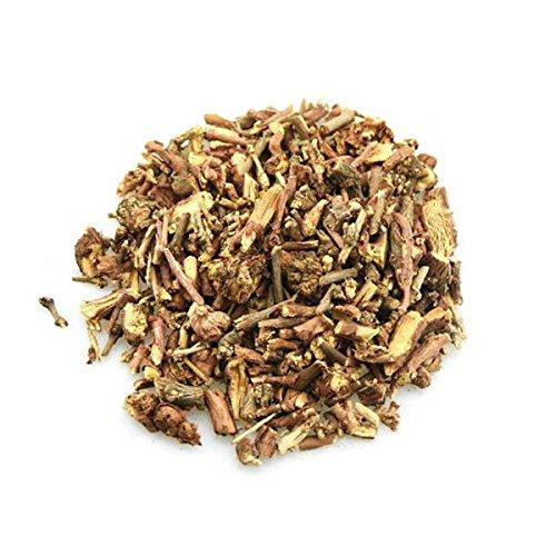 Ephedra root, bitter bamboo herb, ()