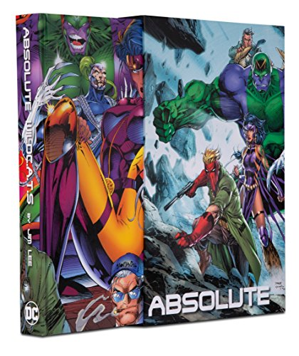 Jim Lee Art (Absolute WildC.A.T.S. by Jim Lee)