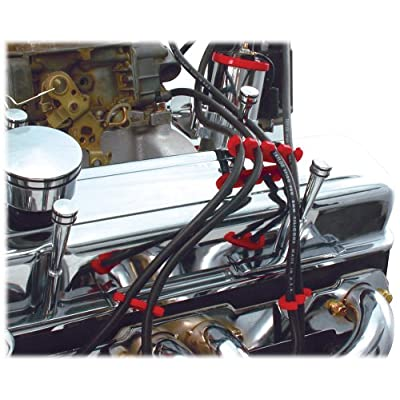 Spectre Performance 4602 Red Deluxe Wire Divider: Automotive