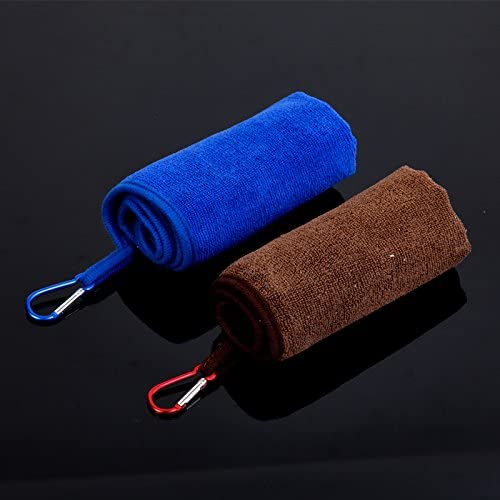 Toasis Fishing Towels with Carabiner Clip