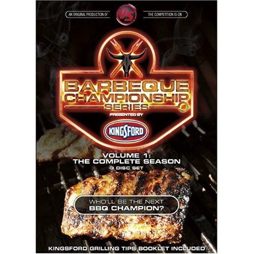 Versus BBQ Championship Series Volume 1: The Complete Season (3-Disc Set) by Echo Bridge Home Entertainment