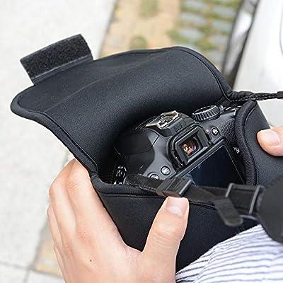 DSLR Camera & Lens Case