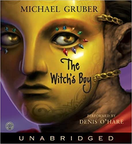 Book The Witch's Boy CD by Michael Gruber (2005-03-29)