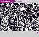 Live Phish 10 by Phish (2002-04-16)