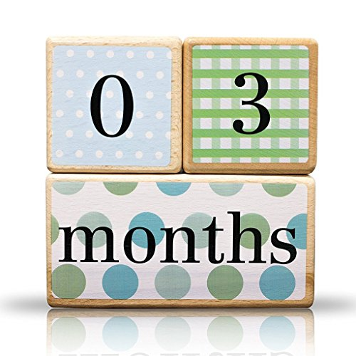 LovelySprouts-Milestone-Age-Blocks-Solid-Wood-Baby-Age-Photo-Blocks-Perfect-Baby-Shower-Gift