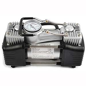 CARTECH CT-365 Portable Dc 12v Auto Car Motorcycle Pump Tire Inflator Mini Air Compressor Max.Pressure 150 PSI Power 180W 60Liters/Min