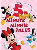 5-Minute Minnie Tales, Disney Book Group Staff, 1484704525