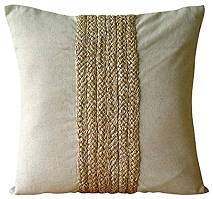Amazon The HomeCentric Handmade 40x40 Throw Pillow Covers Delectable 22 Square Pillow Covers