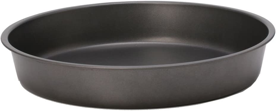 MB-LANHUA New Pizza Pan Round Deep Dish Pizza Pan Non-stick Pie Tray Baking Kitchen Tool 22cm Steel