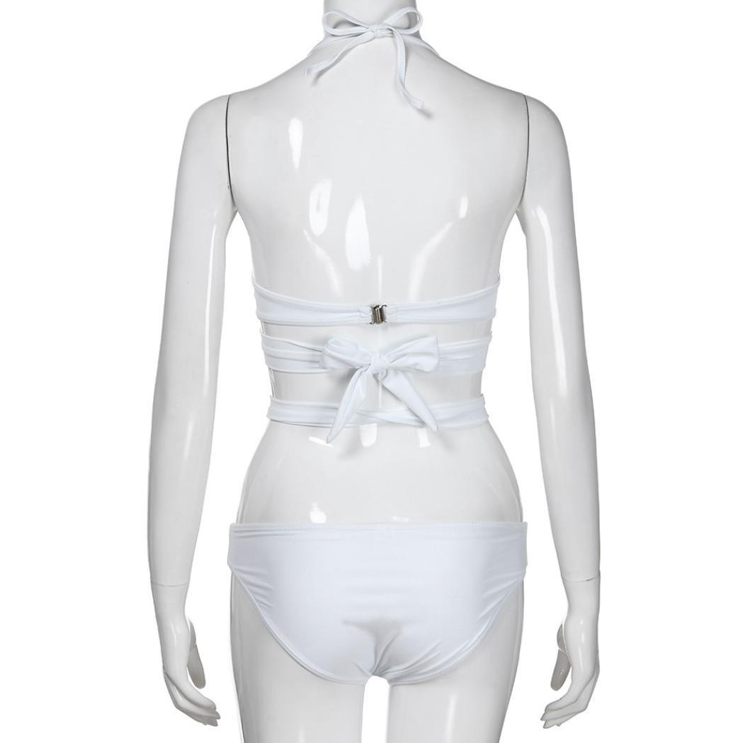K-youth Bikini Mujer 2018 Brasile/ños Push Up Bikini Acolchado Bra Trajes de Ba/ño Conjunto de Bikini para Mujer 2018 Verano Atractivo Playa Bikini Sol Playa de ba/ño 2018