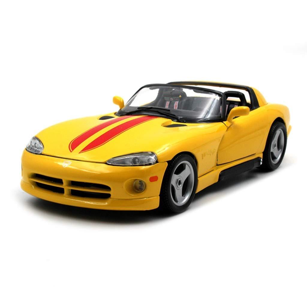 mejor servicio AIOJY Modelo Roadster 1 18 Modelo de de de coche Simulación Aleación Colección de decoración de coches deportivos Regalo de cumpleaños for niños Vehículo Modelo de fundición a presión Juguete Adulto  tomamos a los clientes como nuestro dios