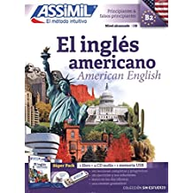 Assimil USB PACK El Ingles Americano - Learn American English for Spanish speakers Speakers [ Book + 4 CDs + 1 USB FLASH Drive]