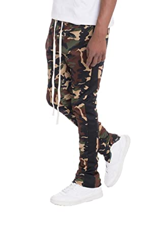 986db3f6c4e4 Weiv Gear CAMO Track Pants at Amazon Men s Clothing store