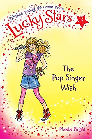 book cover of The Pop Singer Wish
