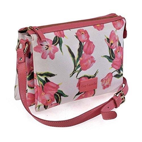 Talla Rosa Unica Tracolla Guy Borsa Donna A 806 5273 Laroche wwSxq18