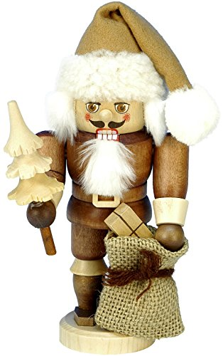 Christian Ulbricht 32-603 Mini Nutcracker-Santa-6.75