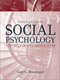 Experiences in Social Psychology: Active Learning Adventures