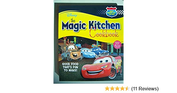 The Magic Kitchen Cookbook (Disney): Stephanie Karpinske(Editor) Sheena  Chihak: 9780696239359: Amazon.com: Books