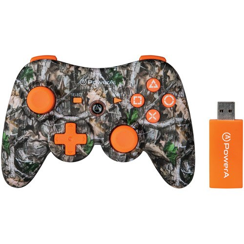 Power a Pro Realtree Wireless Controller, Timber (Ps3)