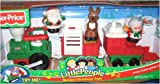 Little People Musical Christmas Train
