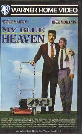 My Blue Heaven [USA] [VHS]: Amazon.es: Steve Martin, Rick ...