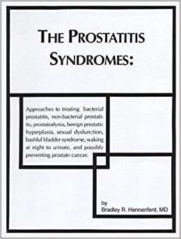 Non bacterial prostitius and sex