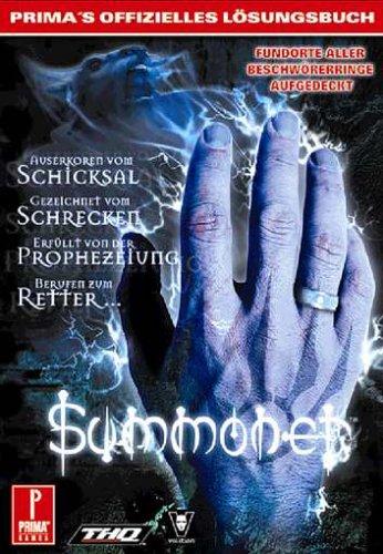 Summoner - Lösungsbuch
