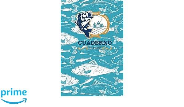 Cuaderno de pesca: Peces (2) (Spanish Edition): Campus ...