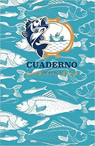 Cuaderno de pesca: Peces (2) (Spanish Edition): Campus ...