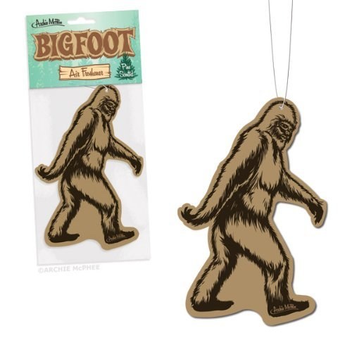 Bigfoot Air Freshener Pine Scent