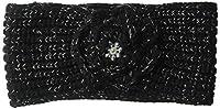 RAMPAGE Women's Embelished Flower Headwrap