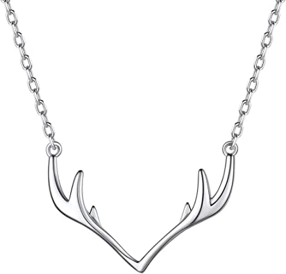 Silver tone two dolphins playing a clear crystal ball dolphin pendant necklace