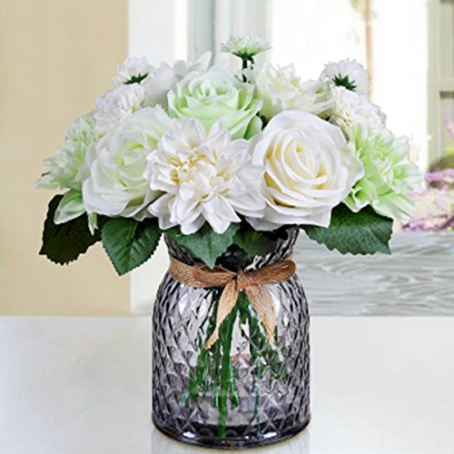 Fake Wedding Bouquets: Silk Wedding Bridal Bouquets: Amazon.com