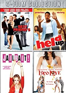 Four-Film Collection (My Best Friend's Girl / Held Up / Jailbait! / Loco)
