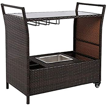 Amazon.com: Best Choice Products Outdoor Patio Wicker