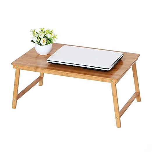 Baldas flotantes-LX Mesa Plegable for Laptop Dormitorio Dormitorio ...