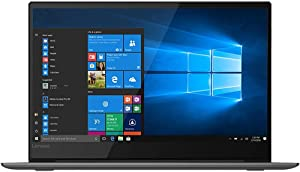 Lenovo IdeaPad 730s Notebook, 13.3-Inch FHD (1920 X 1080) IPS Display, Intel Core i5-8265U Processor, 8GB DDR4 RAM, 256GB NVMe SSD, Windows 10, 81JB0004US, Iron Grey