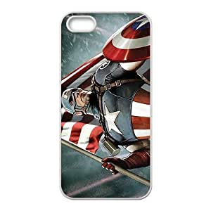 America Captain Phone Case For HTC One M7 Cover Case