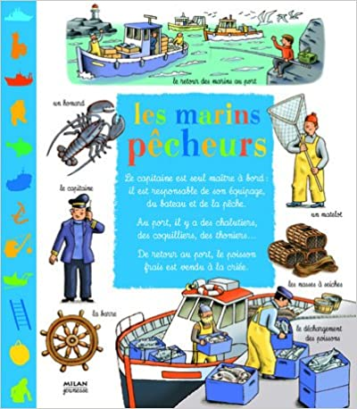 Lire Les marins pêcheurs epub pdf