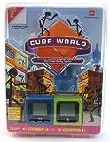 Mattel - Jeux Electronique - Cube World - Rose/Turquoise