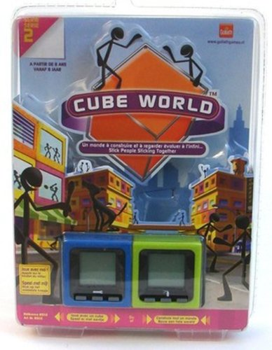 Cube World Series 2: Mic & Hans