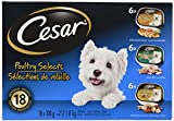 Cesar Entrées Food Trays for Dogs