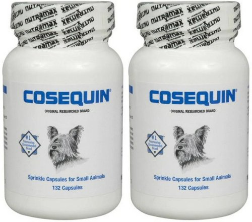 NutraMax Cosequin for Small Animals Capsules - 2x132 ct