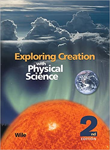 Amazon exploring creation with physical sciencetextbook only exploring creation with physical sciencetextbook only 2nd edition fandeluxe Image collections