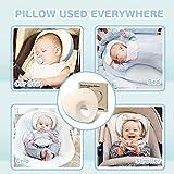 Bammax Baby Pillow Newborn, Baby Sleeping