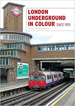 Book London Underground in Colour since 1955