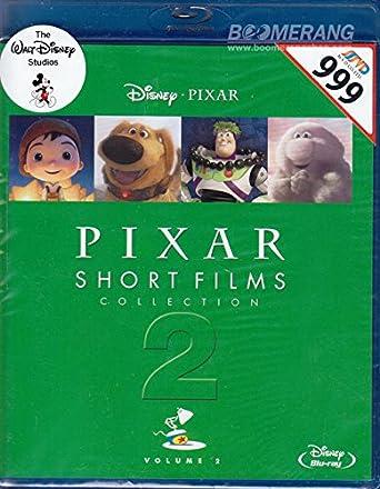 Amazon Com Walt Disney Pixar Short Films Collection Vol 2 Blu Ray
